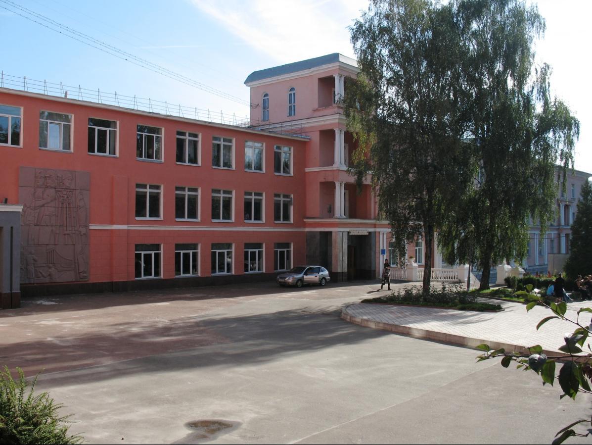 В киевском колледже строительства архитектуры и дизайна